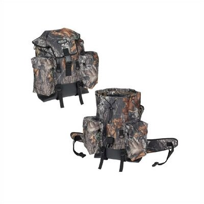 Flambeau Camouflage Backpack with Quiet Tricot