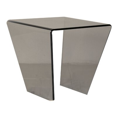 Star International Razor End Table