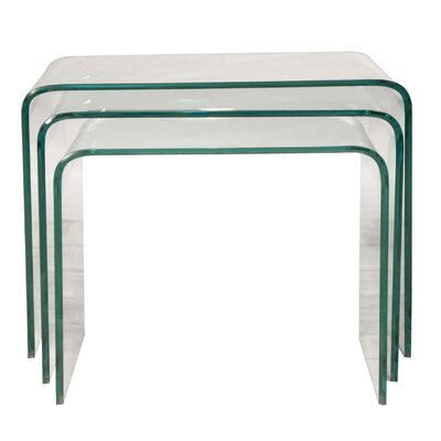 Star International Nesting End Table