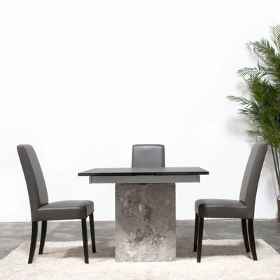 Star International Onyx Dining Table