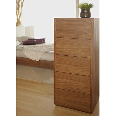 Star International Latitude 5 Drawer Chest
