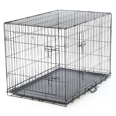 <strong>Go Pet Club</strong> Folding Pet Crate
