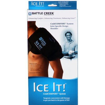 Battlecreek Ice It! Cold Comfort Shoulder System