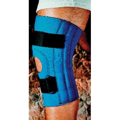 Scott Specialties Knee Sleeve Neoprene Open Patella Support with Stays