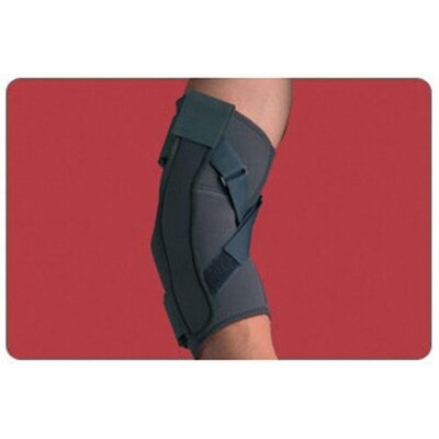 Swede-O ROM Hinged Elbow in Black