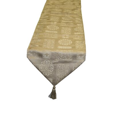 Premium Damask Vintage Design Table Runner