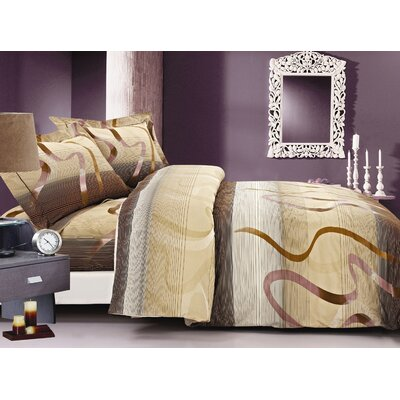 French Swivel Luxurious Duvet Set (Set of 6)
