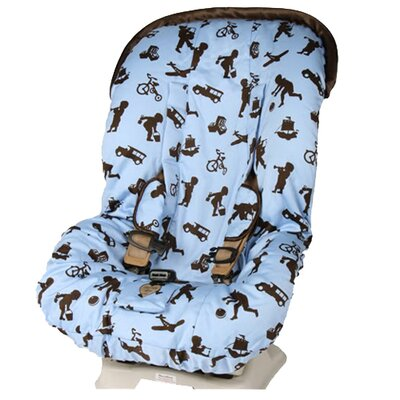 Baby Bella Maya Toddler Car Seat Cover