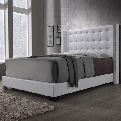 DG Casa Savoy Viceroy Wingback Bed