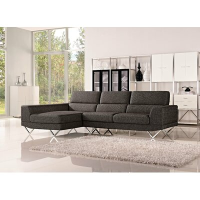 DG Casa Morgan Left Cotton Sectional