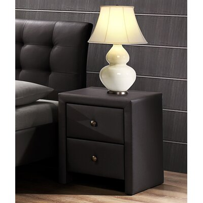 DG Casa Hamilton 2 Drawer Nightstand