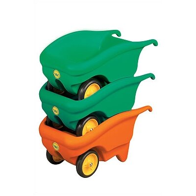 Wesco 2-Wheel Wheelbarrow