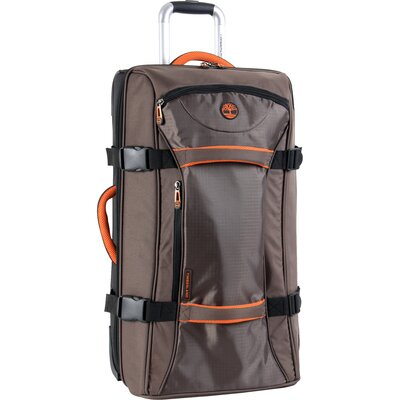 "Timberland Twin Mountain 26"" 2 Wheeled Duffel Bag"
