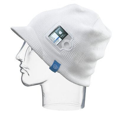 i360 i360 Headphone Hat Beanie For 3G Nano