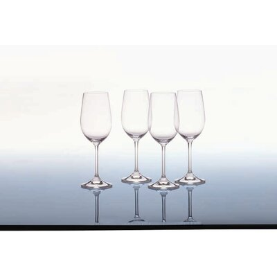 Vintage Classic White Wine Glasses (Set of 4)