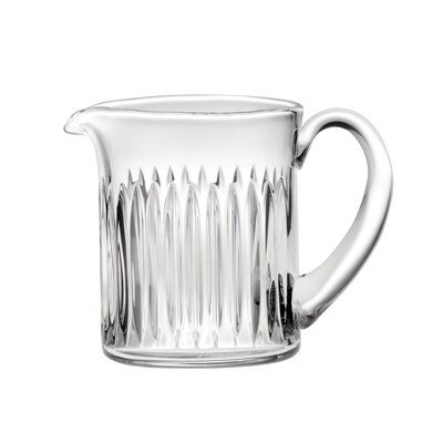 Bezel Pitcher with Handle