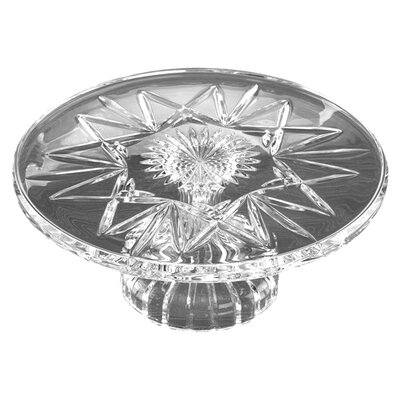 <strong>Marquis by Waterford</strong> Brookside Cake Plate
