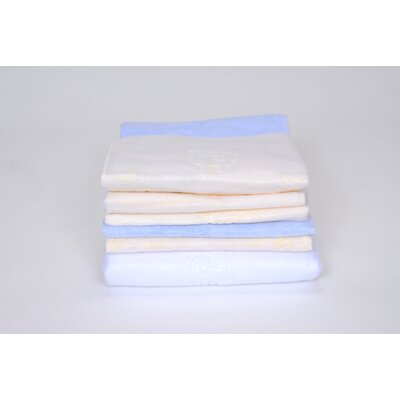 Royal Heritage Home Baby Pad Starter Set (Package of 6)