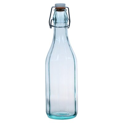 <strong>Global Amici</strong> Faceted Large Bottles (Set of 2)