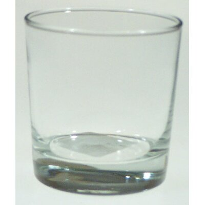 Anchor Hocking 9 Oz Heavybase Crystal Rocks Glass