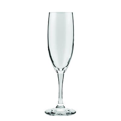 Florentine Flutes Glass in Clear (Set of 24)