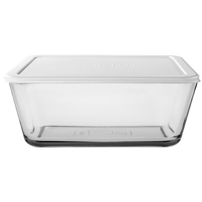 Anchor Hocking 4-3/4 Cup Clear Kitchen Storage Container