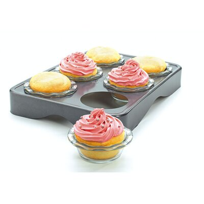 Cupcake Metal Holder Set