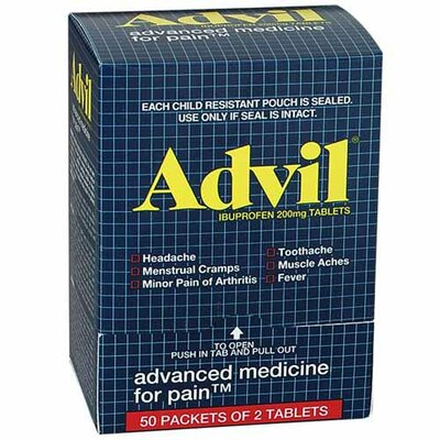 Advil® Advil Pain Reliever Refills
