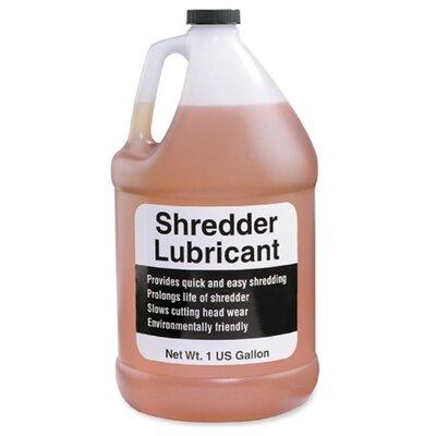 HSM of America,LLC Shredder Lubricant, w/ Funnel, One Gallon