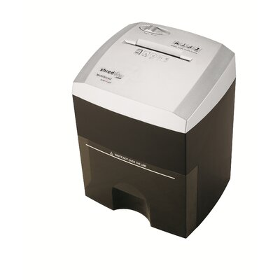 HSM of America,LLC Shredstar Multishred, 8 sheets (folded), cross-cut, 1 gal. capacity