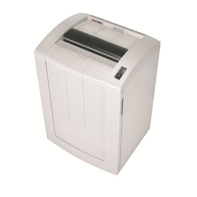HSM of America,LLC Classic 390.3, 40-42 sheets, strip-cut, 39 gal. capacity