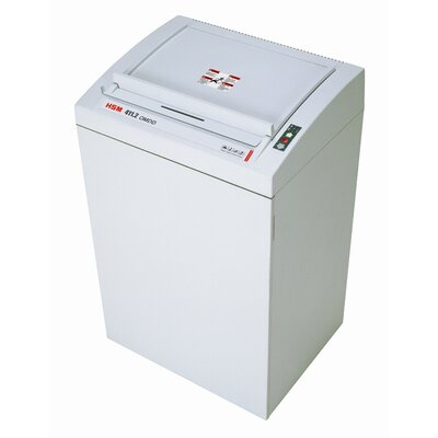 HSM of America,LLC HSM 411.2 OMDD, 2500 pieces / hour, High Security Level 5, 38.5 gal. capacity