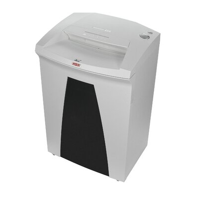 HSM of America,LLC Securio B32c, 17-19 sheets, cross-cut, 21.7 gal. capacity