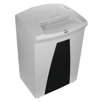 HSM of America,LLC HSM SECURIO B34L6, 10-12 sheet, cross-cut, 26.4 gal. Capacity