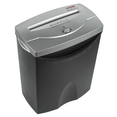 HSM of America,LLC Shredstar X5, 6-7 sheets, cross-cut, 3 gal. capacity