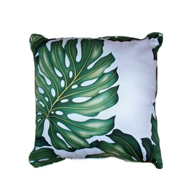 <strong>Hanalei Home</strong> Ohana Twill Cotton Pillow