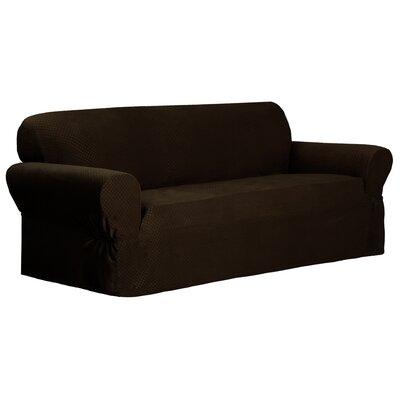 Stretch Dot Sofa Slipcover Wayfair