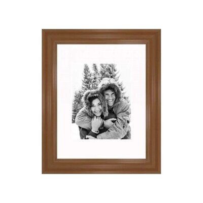 """Frames By Mail 11"""" x 14"""" Traditional Frame in Oiled Cherry"""