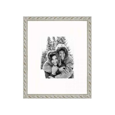 "Frames By Mail 16"" x 20"" Frame in Antiqued White"