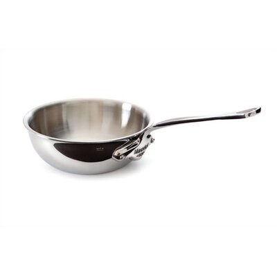 Mauviel M'cook Cook'Style Splayed Saute Pan