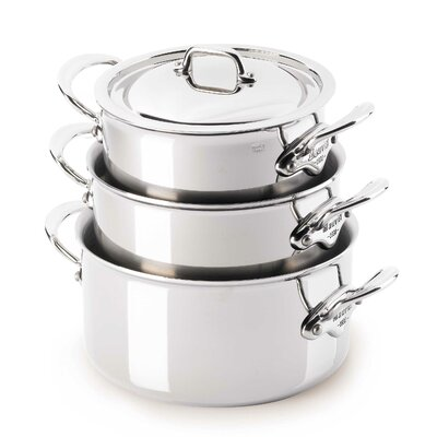 Mauviel M'Cook Multi-Pot