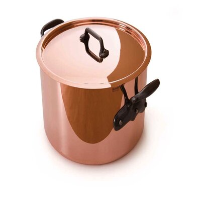 M'Heritage M150C Stock Pot with Lid