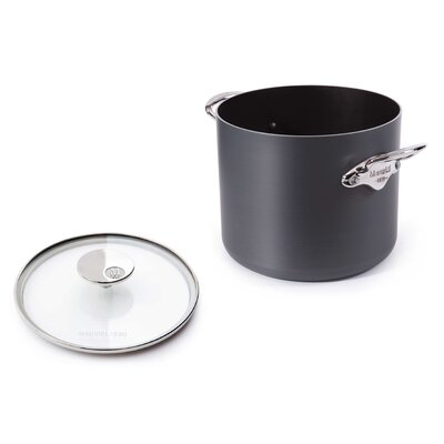 M'Stone2 Stock Pot with Glass Lid