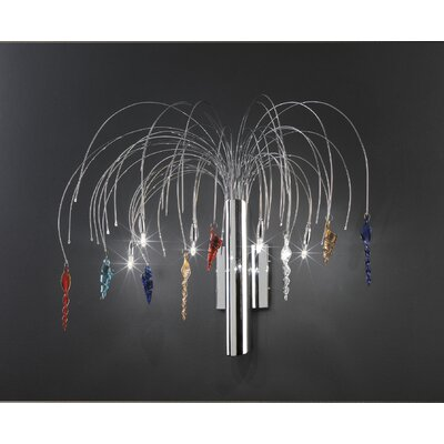 FDV Collection Vincent Lo Arcade 25 Light Chandelier