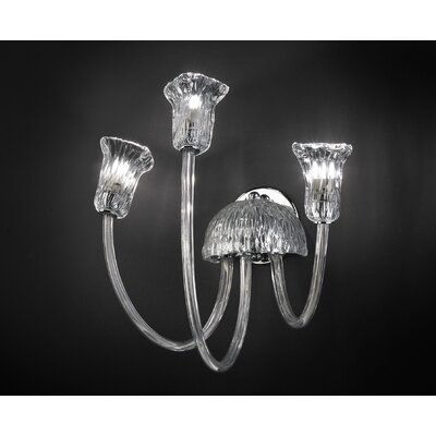 FDV Collection Art. 599 3 Light Wall Light by Marina Toscano