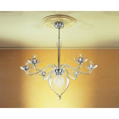 FDV Collection Orietta Indovino Veronese 6 Light Chandelier