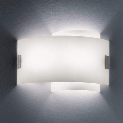 FDV Collection Metafisica Piccola 2 Light Wall Light by Pierto Lunetta