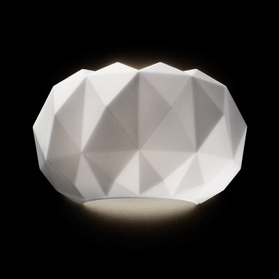FDV Collection Deluxe 1 Light Wall Light by Archirivolto