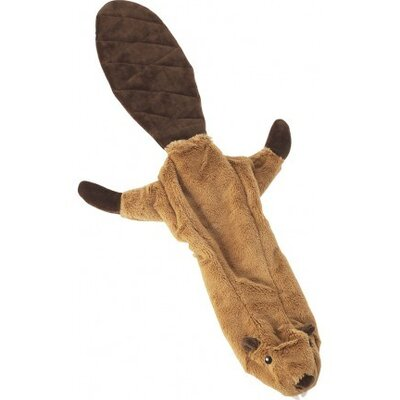 Ethical Pet Skinneez Beaver Dog Toy