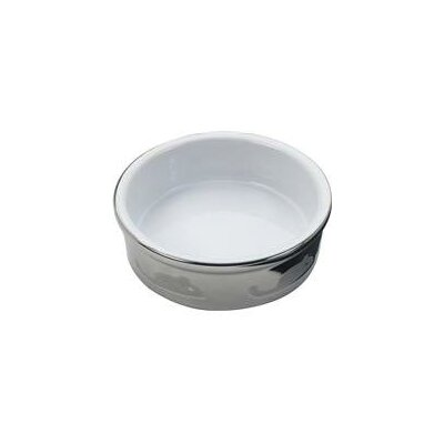 Ethical Pet Fishy Titanium Cat Dish
